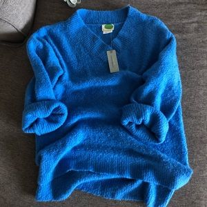 NWT Anthropologie Alpaca Sweater